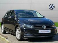 2018 Volkswagen Polo 1.0 Se 5Dr Hatchback Petrol Manual