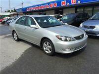 2006 Toyota Camry air climatise mags etc impeccable un bijoux