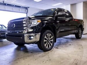 2018 Toyota Tundra LIMITED DOUBLE CAB *SHOWROOM*
