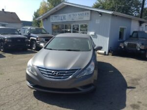 2011 HYUNDAI Sonata GL Fully Certified! Carproof verified!