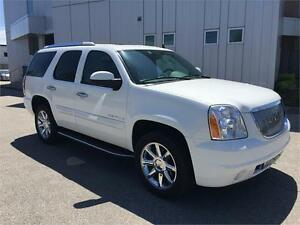 2008 GMC YUKON DENALI NAVIGATION CAMERA CHROME WHEELS