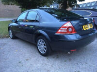 Ford Mondeo Automatic Genuine Low mileage Good Condition Drives very well