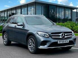 image for 2018 Mercedes-Benz GLC Glc 220D 4Matic Amg Line 5Dr 9G-Tronic Auto Estate Diesel