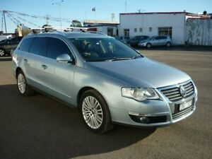2006 Volkswagen Passat Type 3C MY07 V6 DSG 4MOTION FSI Blue 6 Speed Sports Automatic Dual Clutch Grovedale Geelong City Preview