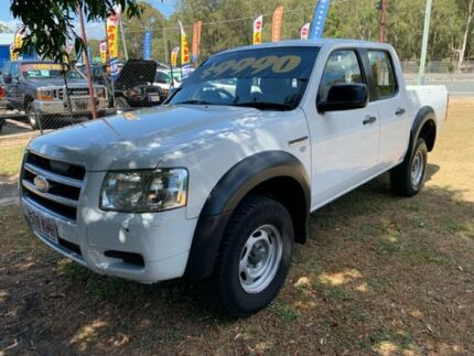 2007 Ford Ranger PJ 07 Upgrade XL (4x2) 5 Speed Manual Dual Cab Pick-up Clontarf Redcliffe Area Preview