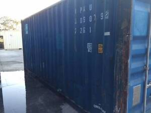 20 Foot and 40 Foot Shipping Containers Sunshine Brimbank Area Preview
