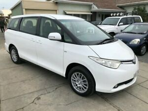 2007 Toyota Tarago ACR50R GLi White 4 Speed Automatic Wagon Park Holme Marion Area Preview