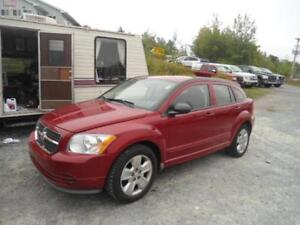 ONLY 45$ WEEKLY OAC! 2009 Caliber SXT WITH ONLY 76000KM !!!