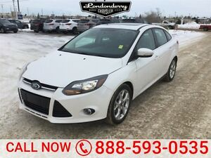 2013 Ford Focus COUPE TITANIUM Leather,  Sunroof,  Bluetooth,