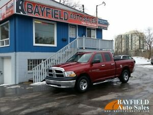 2011 Ram 1500 ST Quad Cab 4x4 **5.7L HEMI/Power Group/Only 76k!!