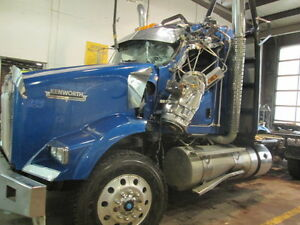 BUYING 2006 TO 2017 WRECKED TRUCKS FOR PARTS OR REBUILD