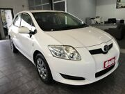 2009 Toyota Corolla ZRE152R Ascent White 4 Speed Automatic Hatchback Maidstone Maribyrnong Area Preview