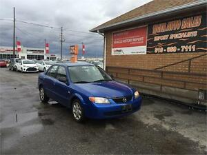 2003 Mazda Protege LX***AUTO***ONLY 167 KMS***AS IS SPECIAL***