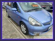 2007 Honda Jazz MY06 GLi Blue 5 Speed Manual Hatchback Lansvale Liverpool Area Preview