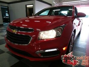 2015 Chevrolet Cruze LT TURBO/BACK UP CAMERA,EASY FINANCING