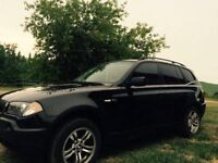 BMW X3, Great Condition !!
