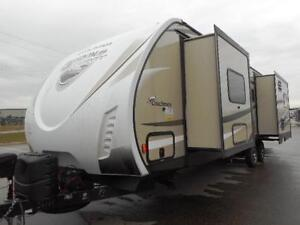 2017 FREEDOM EXPRESS 293 RLDS - REAR RECLINERS TRAVEL TRAILER