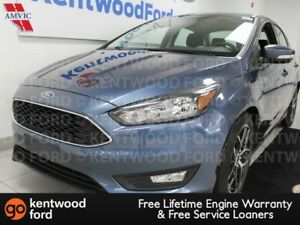 2018 Ford Focus SEL FWD, sunroof, heated seats, heated steering
