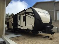 2014 Solaire By Palomino 318TSBHK Eclipse Package