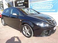 Seat Leon 2.0TDI 2007 FR Full S/H Inc Cambelt in 2015 Finance Available P/X