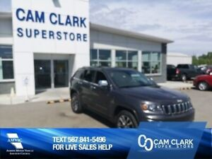 2018 Jeep Grand Cherokee Limited 4x4 Sun Roof, Navigation, Leath