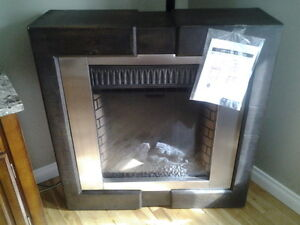 Brand New Designer Fireplace