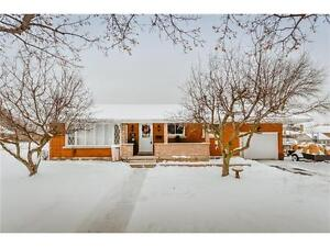 Stunning Detached with Large Backyard