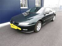 406 coupe 2.2 hdi remapped 2003