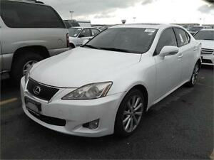 2009 Lexus IS 250 AWD NAV, REAR VIEW CAM