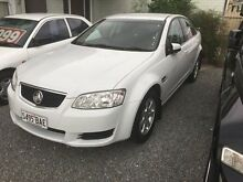 2010 Holden Commodore VE MY10 Omega White 4 Speed Automatic Sedan Park Holme Marion Area Preview