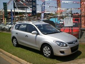 2011 Hyundai i30 FD MY12 CW SX 1.6 CRDi 4 Speed Automatic Wagon Winnellie Darwin City Preview
