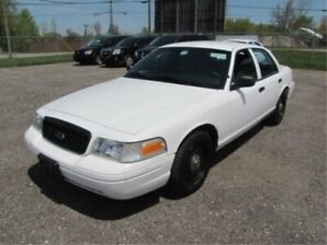 2011 FORD CROWN VICTORIA 145740 KMS ONLY $3000