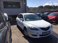 Mazda 3 1.4S, Great Condition, 12 Months MOT, Warranty, Serviced