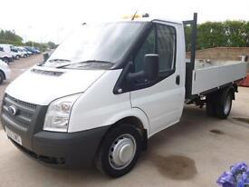 Ford Transit 2.2TDCi ( 100PS ) ( EU5 ) ( RWD ) 350L 350 LWB Diesel
