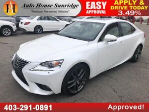 2014 Lexus IS 350 AWD NAVIGATION BACKUP CAMERA