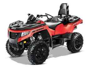 2016 ARCTIC CAT TRV 1000 XT EPS