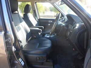 2010 Land Rover Discovery 4 Series 4 10MY TdV6 CommandShift SE Grey 6 Speed Sports Automatic Wagon Winnellie Darwin City Preview