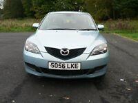2007 (56) Mazda 3 TS 5 Door Petrol