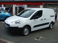 Peugeot Partner 1.6HDi Diesel Van Citroen Berlingo Side Loading Door Low Miles
