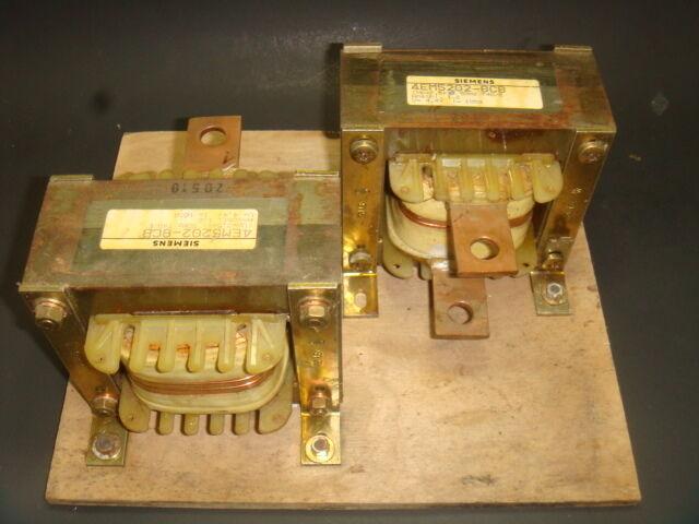 NEW SIEMENS TRANSFORMERS, 4EM5202-8CB,  NEW IN BOX, OLD STOCK
