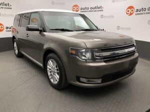 2014 Ford Flex SEL AWD - Cloth - Backup Camera - Sunroof