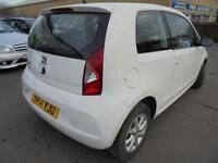2014 Seat Mii 1.0 Toca 3dr 3 door Hatchback