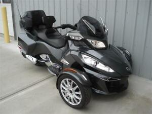 2017 Can-Am Spyder RT-S Limited SE6 Grey