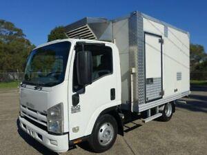2008 Isuzu NNR 200 4 Pallet White Refrigerated Truck 3.0l 4x2 Homebush West Strathfield Area Preview