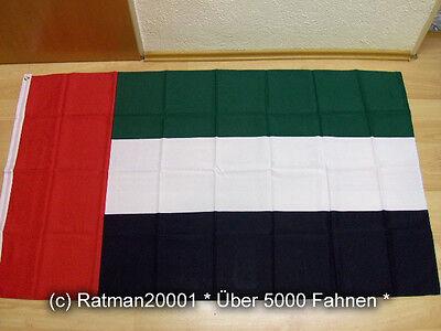 Fahnen Flagge Vereinigte Arabische Emirate - 90 x150 cm