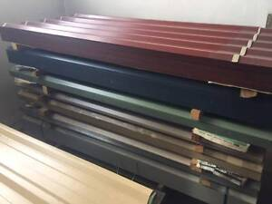 Colourbond sheets BRAND NEW - aged stock clearance 2100mm long. Osborne Park Stirling Area Preview