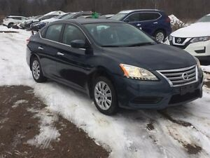 2014 Nissan Sentra KEYLESS ENTRY! CRUISE! POWER LOCKS AND WINDOW