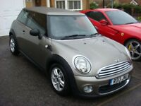 MINI HATCHBACK 1.6 One 3dr Auto