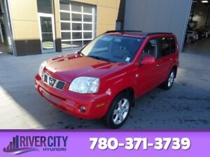 2006 Nissan X-Trail 4WD SE BONAVISTA Heated Seats,  Sunroof,  A/