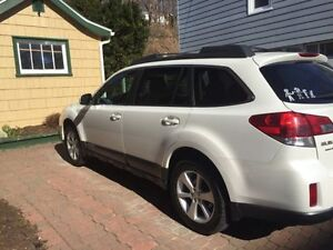 2010 Subaru Outback 2.5i Wagon All Wheel Drive